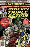 Marvel Triple Action #33 comic books for sale