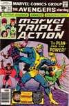 Marvel Triple Action #34 comic books for sale