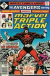 Marvel Triple Action #35 comic books for sale