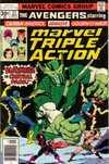 Marvel Triple Action #37 comic books for sale