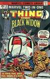 Marvel Two-In-One #10 comic books for sale