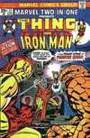 Marvel Two-In-One #12 comic books for sale