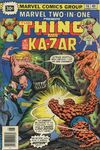 Marvel Two-In-One #16 Comic Books - Covers, Scans, Photos  in Marvel Two-In-One Comic Books - Covers, Scans, Gallery