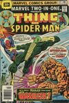 Marvel Two-In-One #17 Comic Books - Covers, Scans, Photos  in Marvel Two-In-One Comic Books - Covers, Scans, Gallery