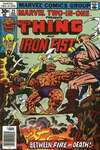 Marvel Two-In-One #25 comic books for sale