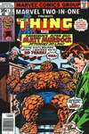 Marvel Two-In-One #37 comic books for sale