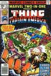 Marvel Two-In-One #42 comic books for sale