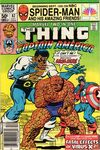 Marvel Two-In-One #82 comic books for sale