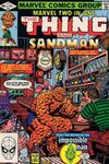 Marvel Two-In-One #86 comic books for sale