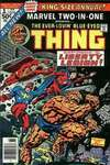 Marvel Two-In-One #1 comic books for sale