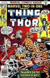 Marvel Two-In-One #22 comic books for sale