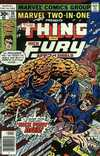 Marvel Two-In-One #26 comic books for sale