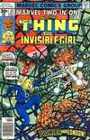 Marvel Two-In-One #32 comic books for sale