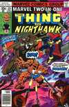 Marvel Two-In-One #34 comic books for sale