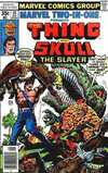 Marvel Two-In-One #35 comic books for sale