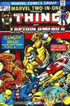 Marvel Two-In-One #4 Comic Books - Covers, Scans, Photos  in Marvel Two-In-One Comic Books - Covers, Scans, Gallery