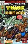 Marvel Two-In-One #41 comic books for sale