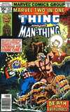Marvel Two-In-One #43 comic books for sale