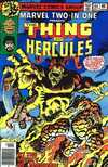 Marvel Two-In-One #44 comic books for sale