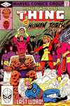 Marvel Two-In-One #89 comic books for sale