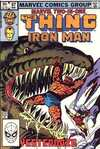 Marvel Two-In-One #97 comic books for sale