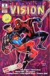 Marvel Vision comic books