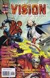 Marvel Vision #12 comic books for sale