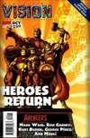 Marvel Vision #22 comic books for sale
