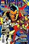 Marvel Vision #23 comic books for sale