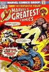 Marvel's Greatest Comics #45 Comic Books - Covers, Scans, Photos  in Marvel's Greatest Comics Comic Books - Covers, Scans, Gallery