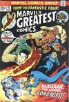 Marvel's Greatest Comics #46 Comic Books - Covers, Scans, Photos  in Marvel's Greatest Comics Comic Books - Covers, Scans, Gallery