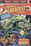 Marvel's Greatest Comics #53 comic books for sale