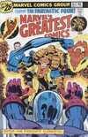 Marvel's Greatest Comics #63 comic books for sale