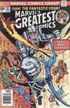 Marvel's Greatest Comics #65 comic books for sale
