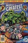 Marvel's Greatest Comics #67 comic books for sale