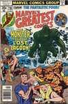 Marvel's Greatest Comics #78 comic books for sale