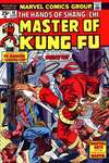 Master of Kung Fu #18 comic books for sale