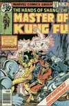 Master of Kung Fu #74 comic books for sale