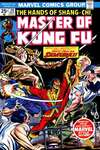 Master of Kung Fu #20 comic books for sale