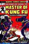 Master of Kung Fu #21 comic books for sale
