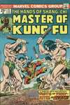 Master of Kung Fu #25 comic books for sale
