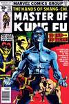 Master of Kung Fu #51 comic books for sale