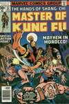 Master of Kung Fu #52 comic books for sale