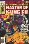 Master of Kung Fu #56 comic books for sale