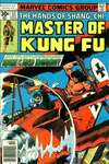 Master of Kung Fu #57 comic books for sale
