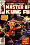 Master of Kung Fu #58 comic books for sale