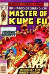 Master of Kung Fu #59 comic books for sale