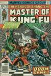 Master of Kung Fu #60 comic books for sale
