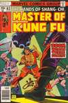 Master of Kung Fu #63 comic books for sale