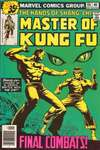 Master of Kung Fu #68 comic books for sale